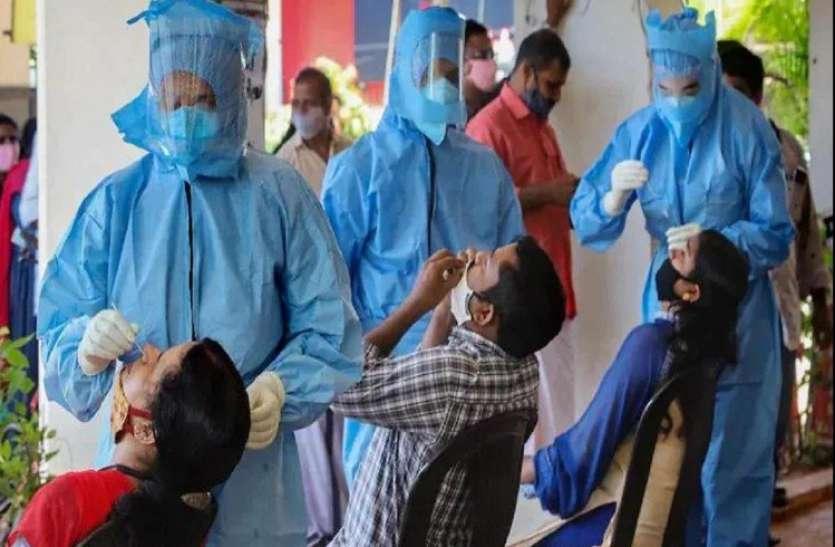 भारत में कोरोना का कहर जारी, 24 घंटे में 35 हजार से अधिक नए केस, 281 की मौत