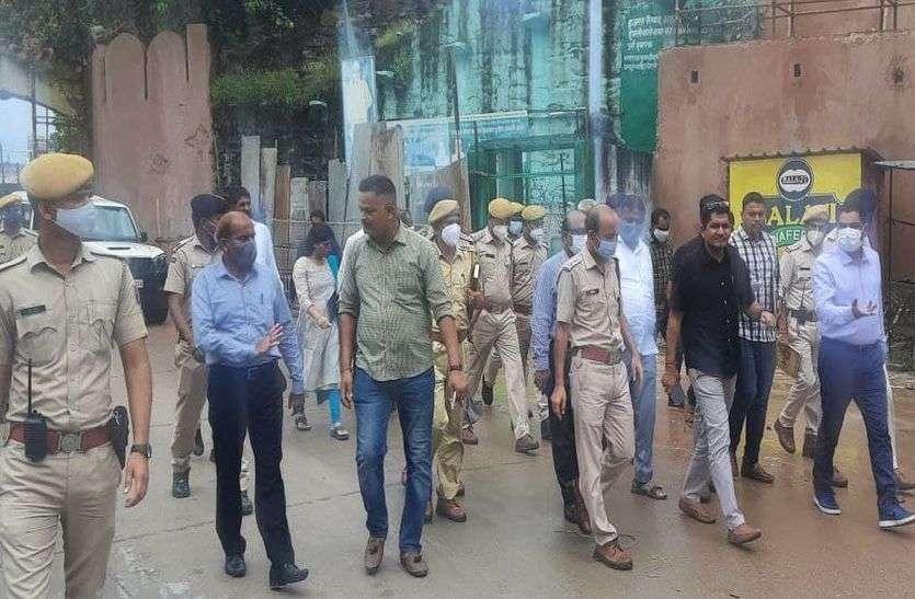 कोटा में अनंत चतुर्दशी पर जुलूस, शोभायात्रा व अखाड़ा प्रदर्शन पर प्रतिबंध