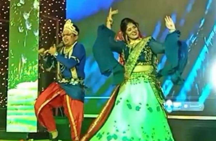 SURAT NEWS DAYRI: प्रतियोगियों ने दिखाई नृत्य कला