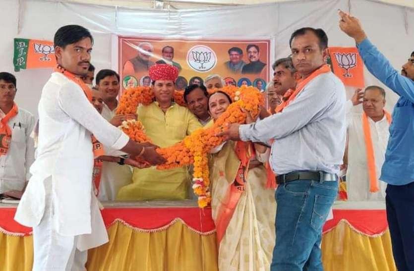 भाजपा में अग्रिम संगठनों की महत्वपूर्ण भूमिका, कार्यकर्ता करें पार्टी को मजबूत- चौधरी