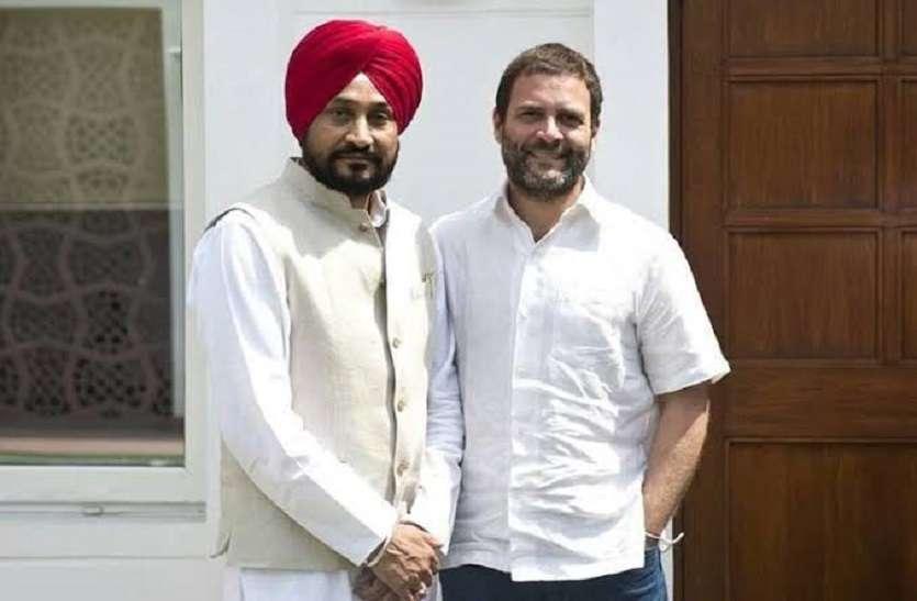 Punjab New CM : चरणजीत सिंह चन्नी पंजाब के नए 'सरदार', सीएम ने दी बधाई