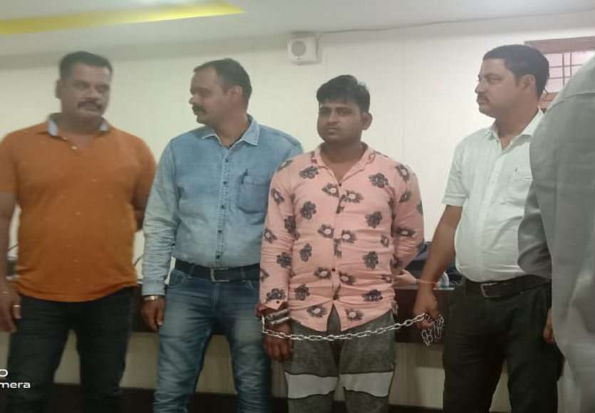 Theft in Ambikapur