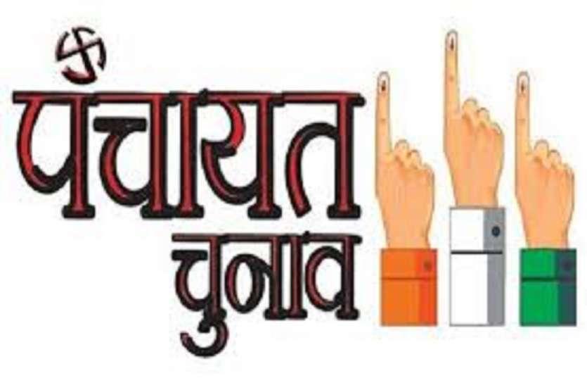 पंचायतीराज संस्थाओं में रिक्त पदों पर उप चुनाव कार्यक्रम निर्धारित
