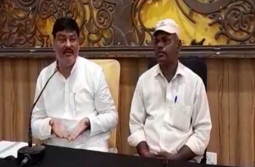 भाजपा सम्मेलन पर सपा नेता का कटाक्ष कहा पिछड़े वर्ग के लोगों पर हो रहा अत्याचार चिढ़ाने के लिए कर रहे सम्मेलन