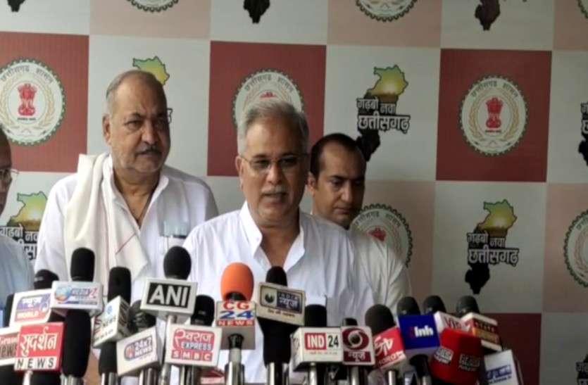 CM भूपेश का पूर्व मुख्यमंत्री पर तंज, बोले- डॉ. रमन सिंह को उनकी ही पार्टी के लोग अब नेता नहीं मानते