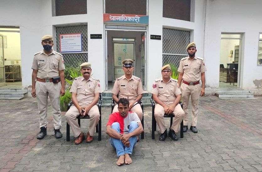 महालक्ष्मी चैम्बर व जैथलिया ऑटोमोबाइल पर लाखों की चोरी का खुलासा