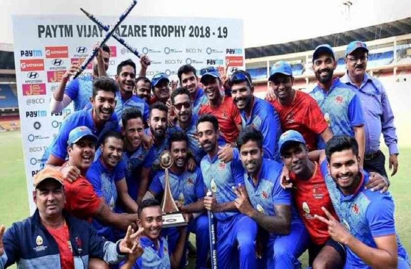 घरेलू क्रिकेटरों की फीस बढ़ी.... सीनियर क्रिकेटरों को अब 60 हजार रुपए प्रति मैच