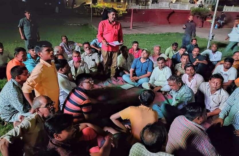 योगी सरकार की योजना के विरोध में बंद होगी अयोध्या की दुकानें