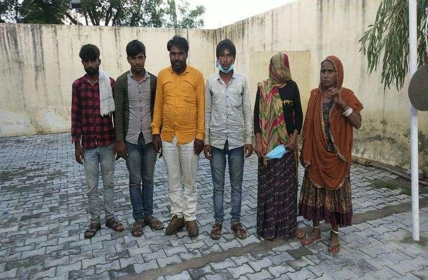 कातिलाना हमले के छह दोषियों को सात साल की सजा