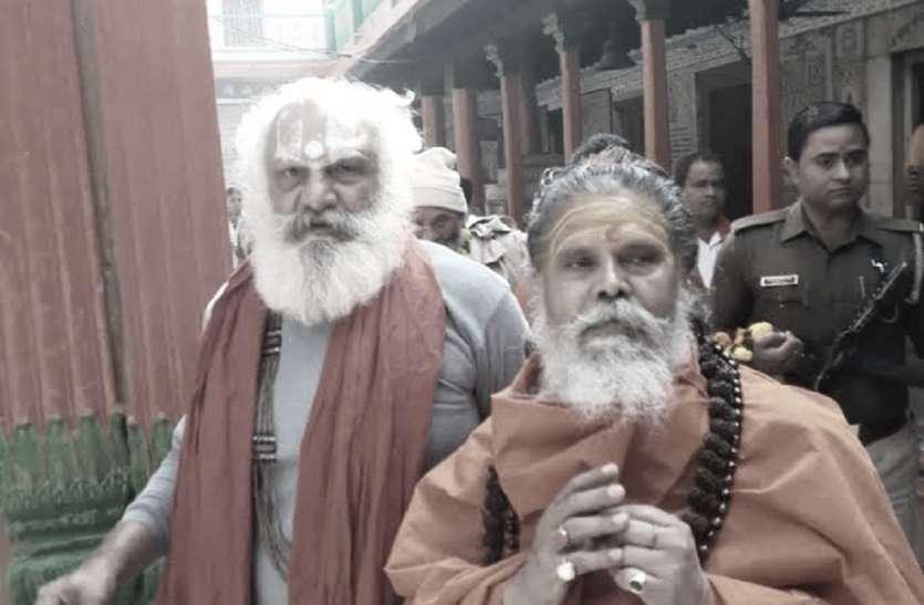 महंत नरेंद्र गिरी की मौत पर महंत धर्मदास ने उनके शिष्य पर लगाया मानसिक उत्पीड़न का आरोप