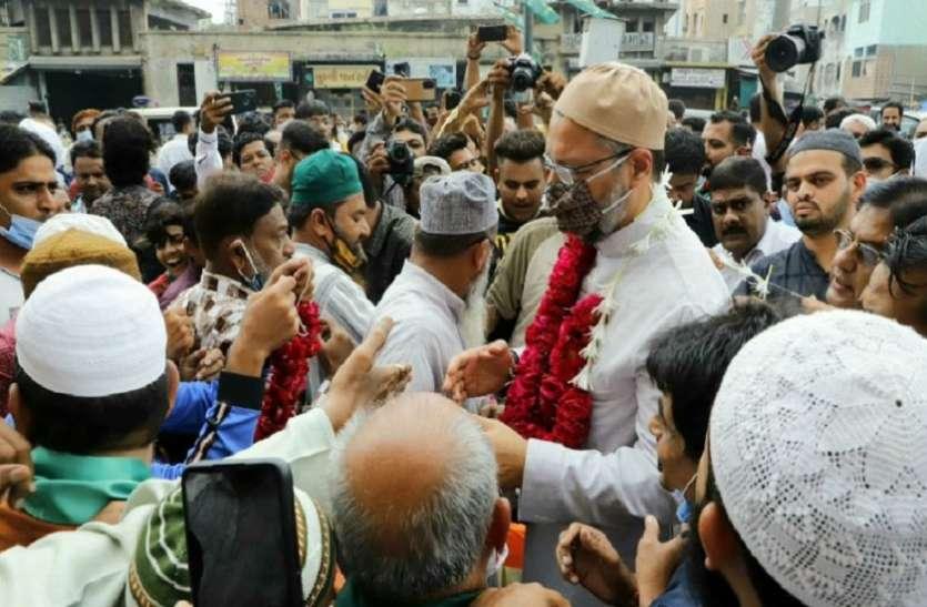 Gujarat: ओवैसी की पार्टी गुजरात में विधानसभा चुनाव लड़ेगी