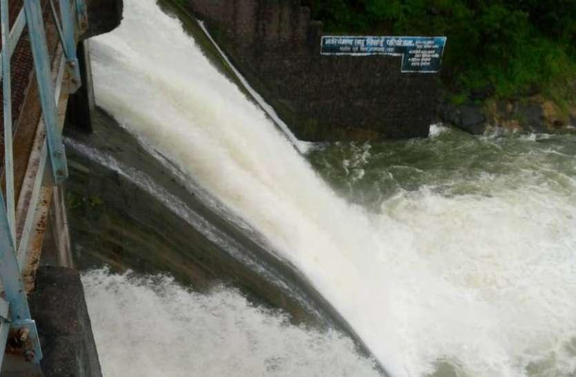 पीपलखूंट में पांच इंच, अरनोद में साढ़े तीन इंच बारिश