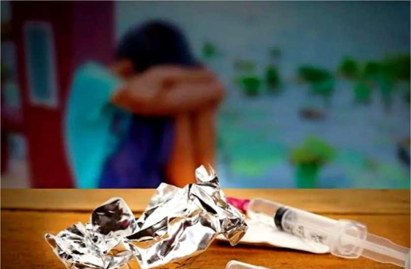 नशे की गिरफ्त में आ रहे बस्तियों के बच्चे, चाइल्ड लाइन ने लिखा जिम्मेदारों को पत्र