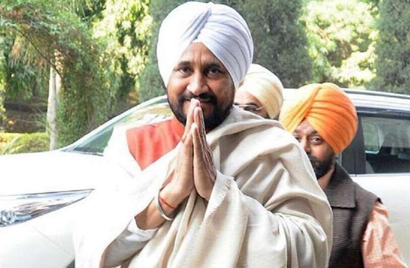 Charanjit Singh Channi: चरणजीत सिंह चन्नी ने ली पंजाब के मुख्यमंत्री पद की शपथ, पीएम मोदी ने ट्वीट कर दी बधाई
