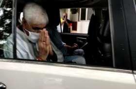 छत्तीसगढ़ के स्वास्थ्य मंत्री टीएस सिंहदेव दिल्ली रवाना, सियासी हलचल फिर हुई तेज