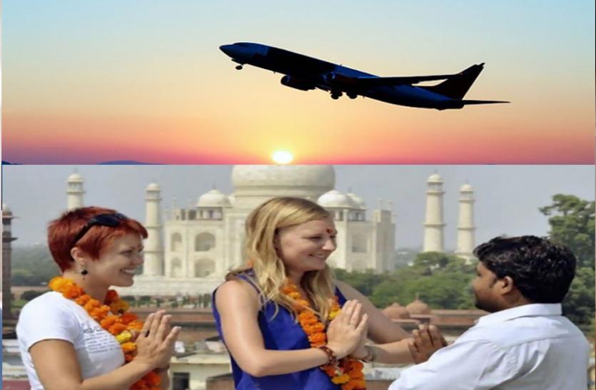 डेढ़ साल बाद विदेशी पर्यटकों के लिए खुलेंगे दरवाजे, घरेलू उड़ानों में होगी बढ़ोतरी