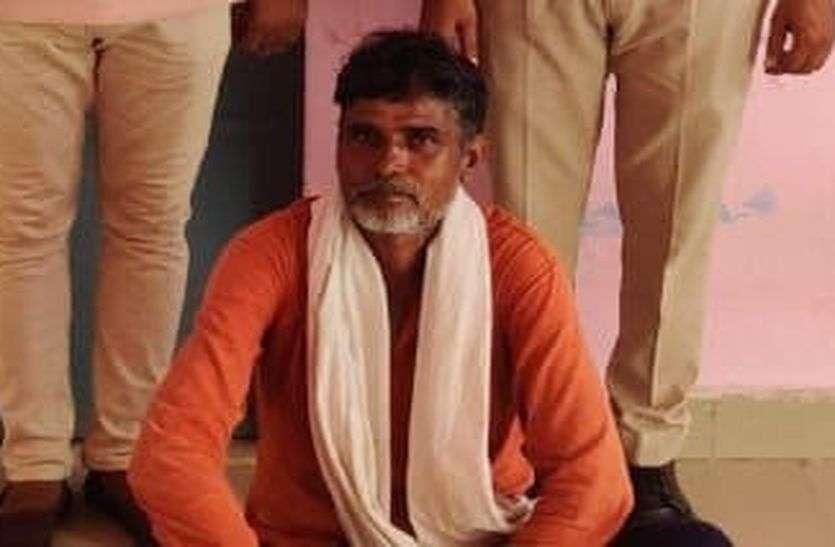कुख्यात बदमाश लादेन को भागने में मदद करने का आरोपी गिरफ्तार
