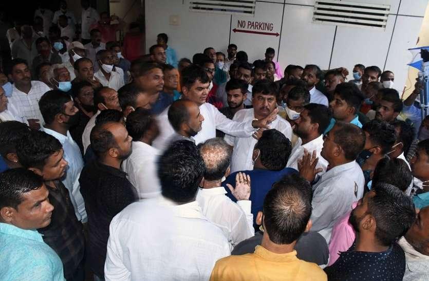 भाजपा प्रदेशाध्यक्ष पाटिल ने विधायक केतन को गांधीनगर बुलाया