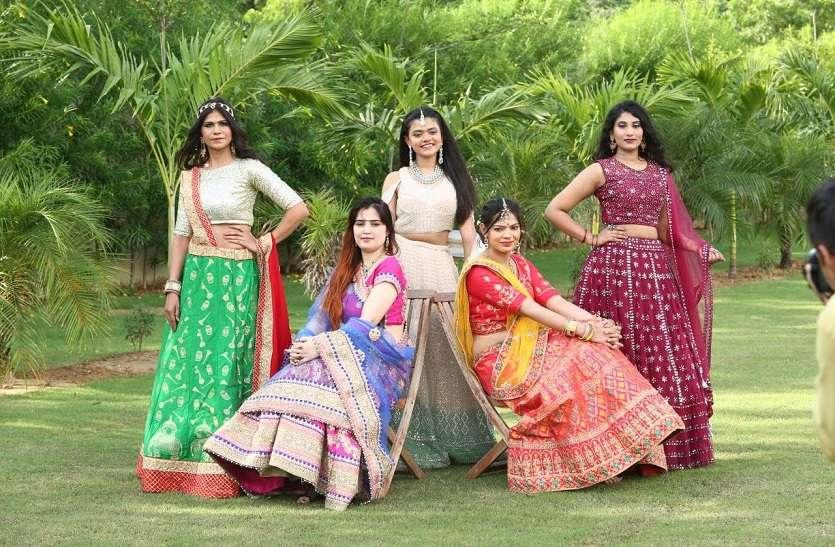 क्वीन ऑफ इंडिया' का First लुक लॉन्च