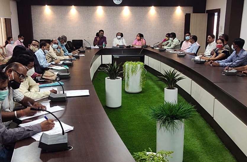 जिले के 200 ग्रामों में बनेंगें सामुदायिक स्वच्छता परिसर