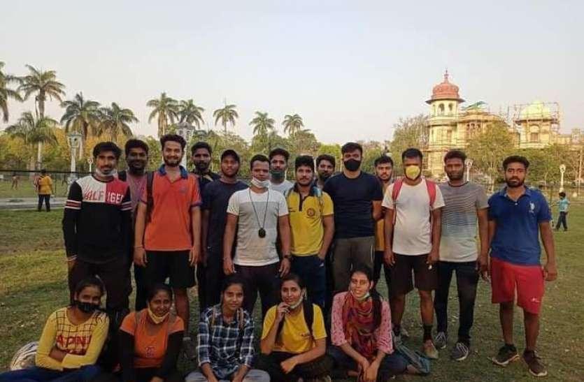 सरकारी पीटीआई ने कराई कड़ी मेहनत तो कांस्टेबल बने उदयपुर के ग्रामीण अंचल के 32 विद्यार्थी
