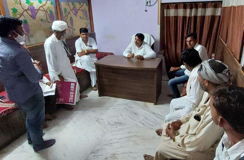प्रशासन गांवों के संग अभियान का उठाएं लाभ : मंत्री