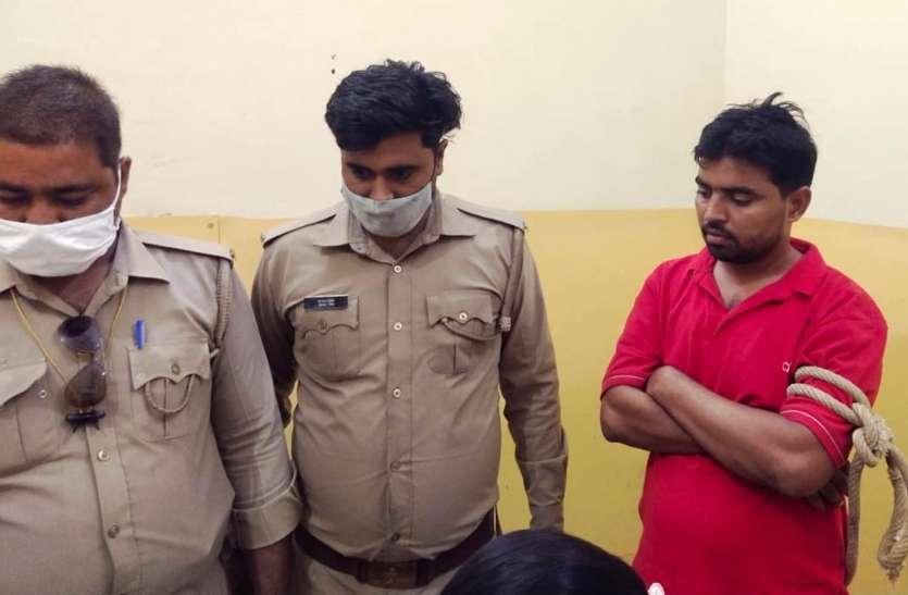 मेडिकल रिपोर्ट में हुई किशोरी से दुष्कर्म की पुष्टि, आरोपी को भेजा गया जेल