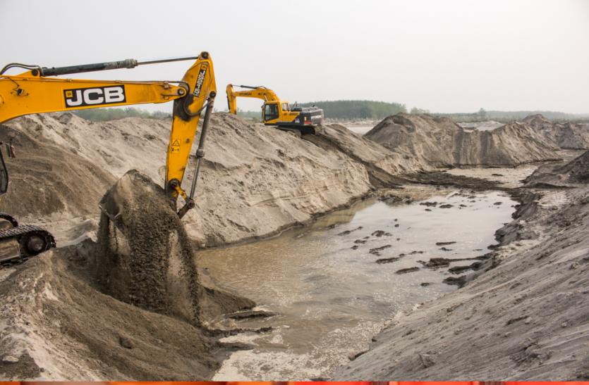 नीति नवाचार : अवैध रेत खनन रोकने के लिए नई नीति जरूरी