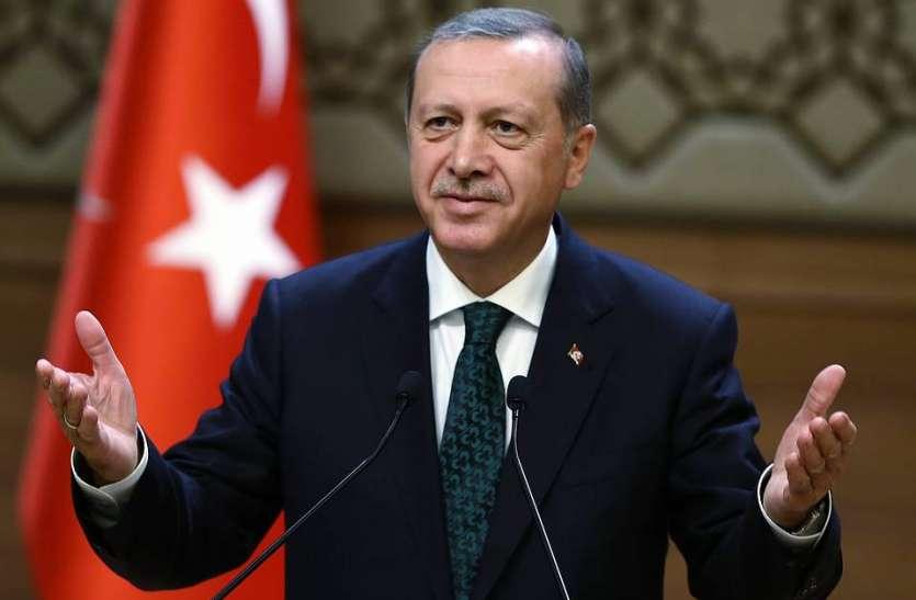 UN में तुर्की के राष्ट्रपति ने दोबारा उठाया कश्मीर का मुद्दा, भारत ने किया पलटवार