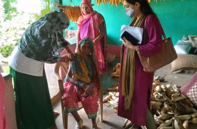 जिले में 5 लाख 32 हजार 147 लोगों ने लगाया कोविड टीका