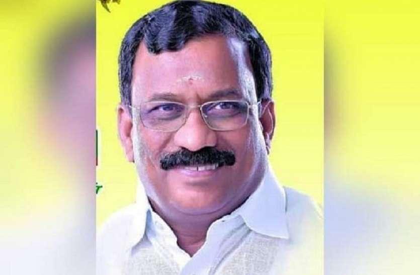 भाजपा के राज्यसभा उम्मीदवार एस सेल्वगनबथी पुदुचेरी से पार्टी के पहले सांसद होंगे