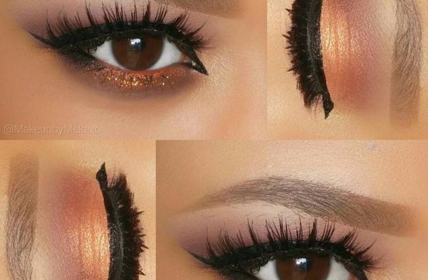 Eyeliner Tricks: ग्लैमरस लुक पाने के लिए आईलाइनर लगाते समय इन बातों को रखें ध्यान
