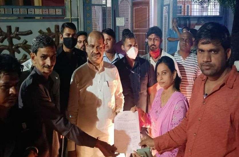 लोकसभा अध्यक्ष Om Birla से लगाई गुहार, बरसाती नाले बचाने में बनें मददगार