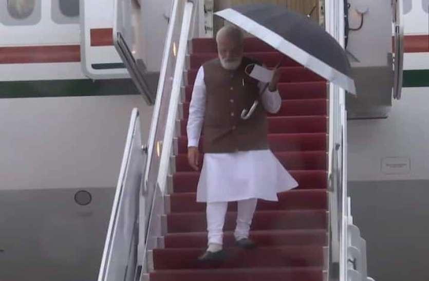 PM Modi US Visit: फ्लाइट में भी फाइलें निपटाते रहे, आज तड़के साढ़े तीन बजे पहुंचे अमरीका, उपराष्ट्रपति कमला हैरिस और कई कंपनियों के CEO से मिलेंगे