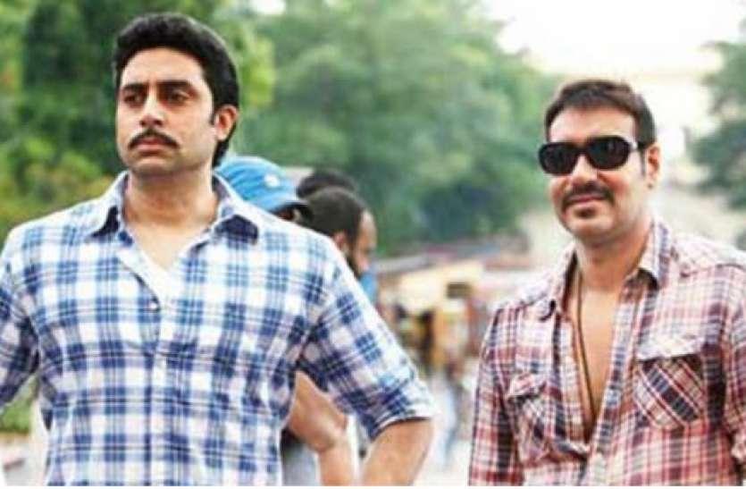 अजय देवगन की वजह से, जब रात भर सड़क पर सोए थे अभिषेक बच्चन, जानें क्या हुआ था ऐसा!