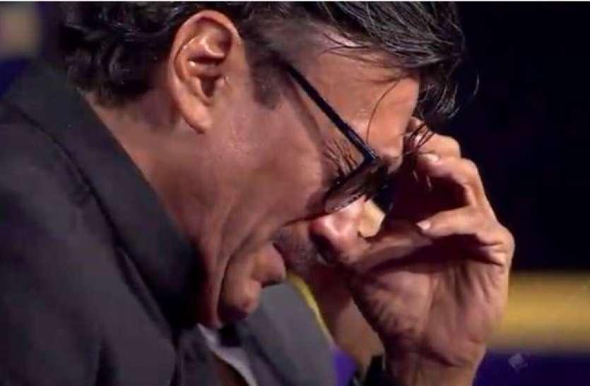 मां का जिक्र होने पर अमिताभ बच्चन के सामने रो पड़े जैकी श्रॉफ, बोले- ऐसे लगी भीड़ू बोलने की आदत