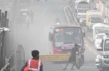 भोपाल को नॉन अटेनमेंट सिटी घोषित हुए पांच साल गुजरे लेकिन घटने की बजाय बढ गया वायु प्रदूषण