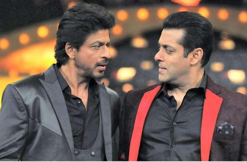 जब आधी रात को शाहरुख खान पर चीखने लगे सलमान खान, किंग खान ने भी पलटकर दिया था ये जवाब