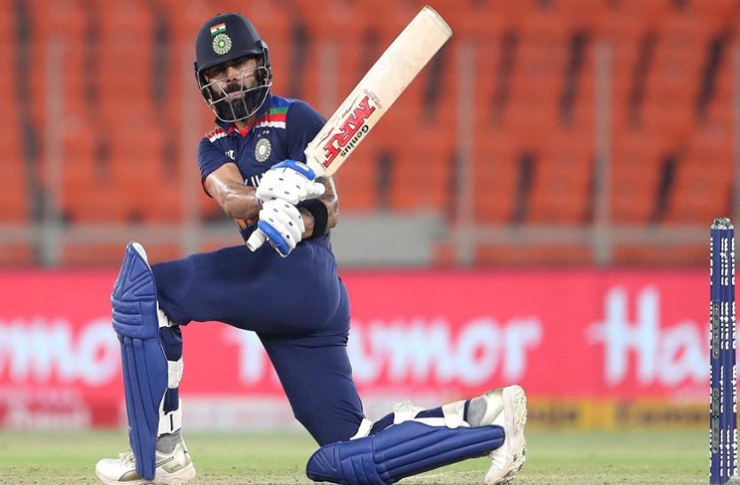 IPL 2021-Virat Kohli 66 Runs Away To Score 10000 Runs In T20