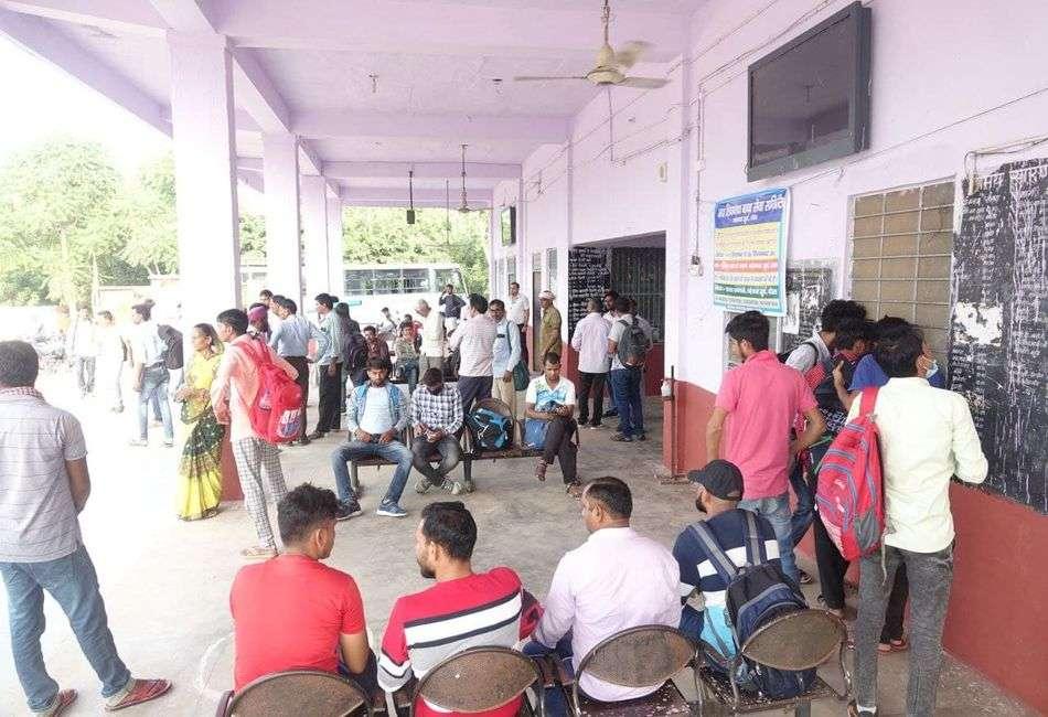 दौसा में 107 केन्द्रों पर होगी रीट परीक्षा आज, दिनभर बंद रहेगा इंटरनेट