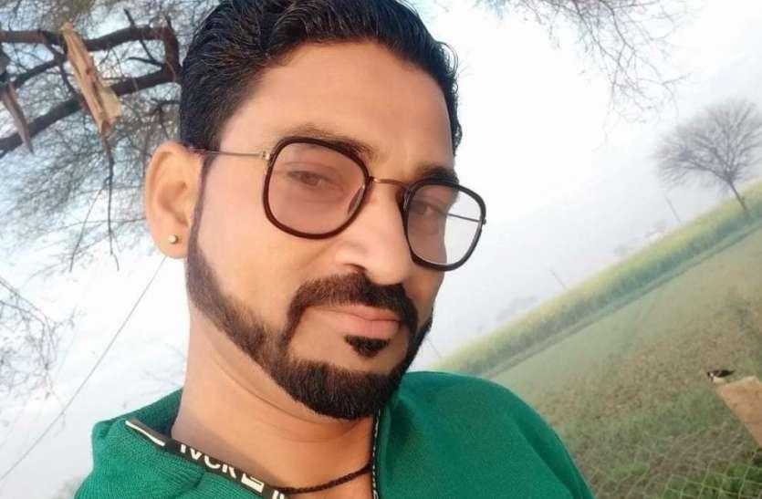 तालाब रोड पर युवक ने फांसी लगाकर की आत्महत्या