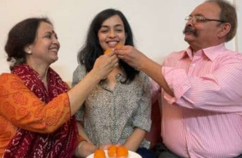 UPSC Result 2021 : हजारी प्रसाद द्विवेदी की नातिन ने यूपीएससी में हासिल की 9वीं रैंक, बताया अपनी कामयाबी का राज