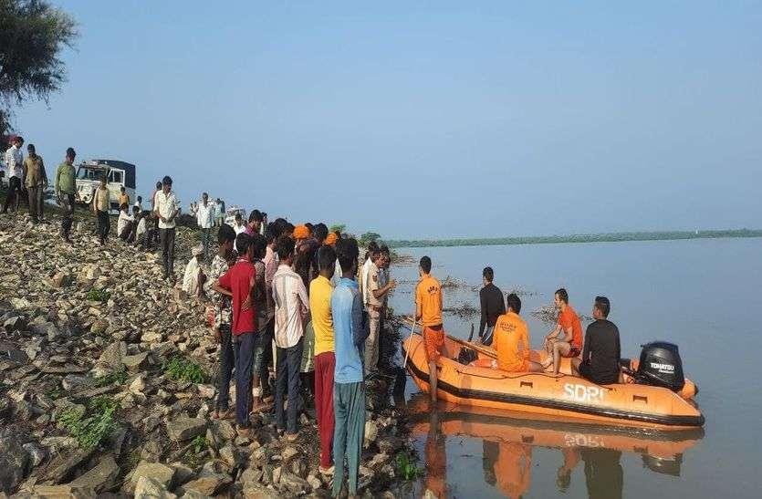 नवलपुरा तालाब में चौबीस घंटे बाद मिला युवक का शव