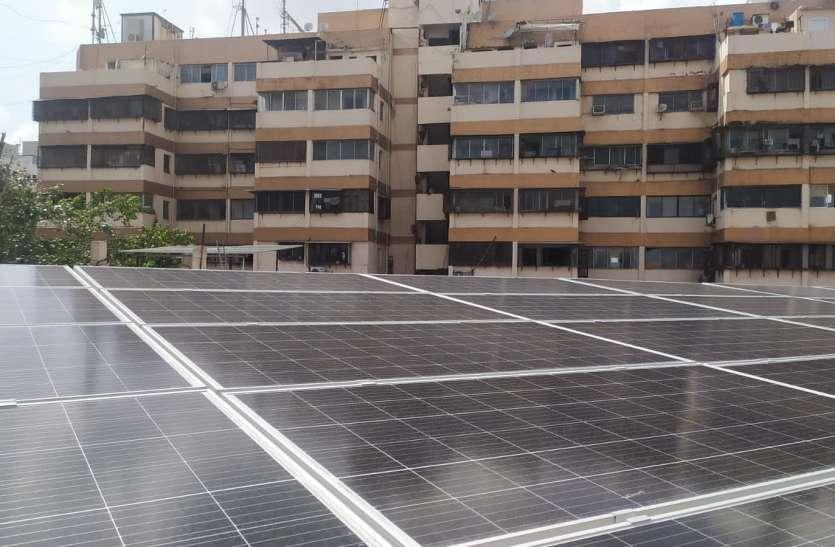 SURAT KAPDA MANDI: गुडलक मार्केट ने बिजली उत्पादन क्षेत्र में कहा 'गुड-लक'