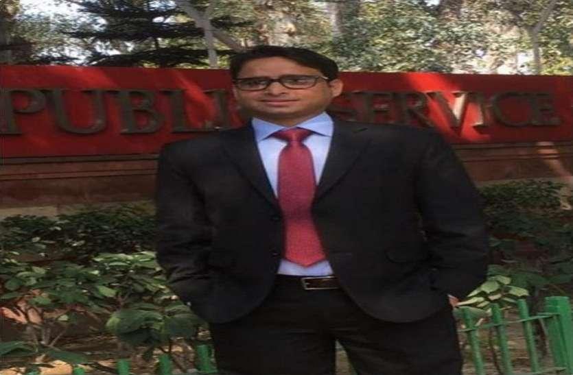 Jitendra Mehra IPS of Jhalawar...किसान का बेटा जितेन्द्र मेहरा बना आईपीएस
