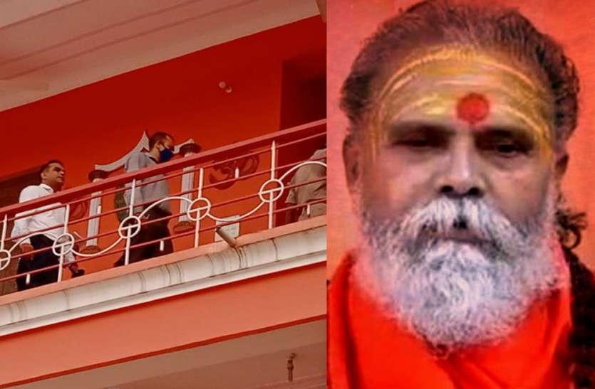 Narendra Giri Death. 20 सदस्यों की सीबीआई टीम पहुंची प्रयागराज, शिष्यों से की पूछताछ, मठ का लिया जायजा