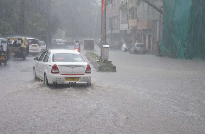 Rajasthan Rain Update: राजस्थान में झमाझम को लेकर आई गुड न्यूज