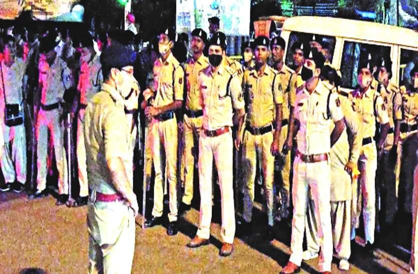 राजनांदगांव में पुलिस की कार्यशैली से नाखुश SP, कानून व्यवस्था में सुधार लाने छह अधिकारियों का किया तबादला