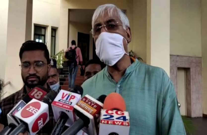 छत्तीसगढ़ में CM के ढाई-ढाई साल के सवाल पर स्वास्थ्य मंत्री सिंहदेव ने फिर दिया बड़ा बयान