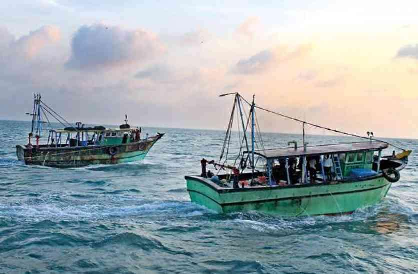 तमिलनाडु के तीन मछुआरों पर श्रीलंकाई मछुआरों ने किया हमला, सामान लूटकर भागे